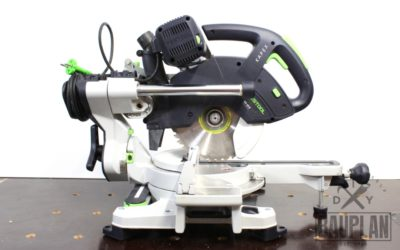 Festool KS 60 Kapex im Test