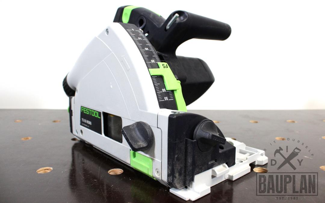 Festool Tauchsäge TS55 REBQ-PLUS im Test